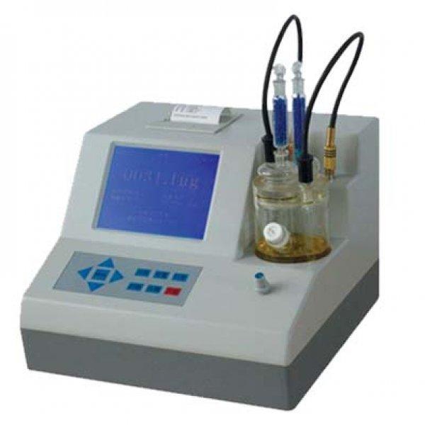 化工产品的水分测定的方法选择