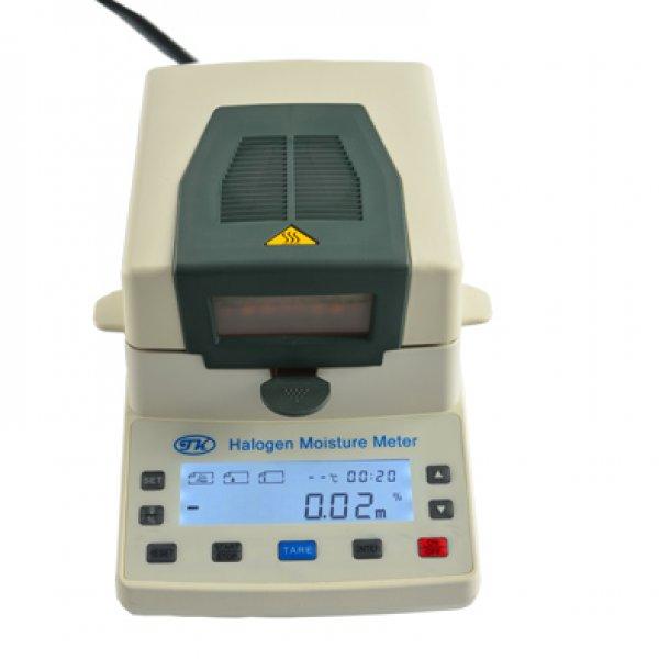 快速水分测定仪测定肉类水分的实验解读